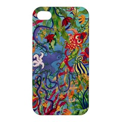 Dubai Abstract Art Apple Iphone 4/4s Hardshell Case