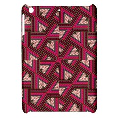Digital Raspberry Pink Colorful Apple Ipad Mini Hardshell Case