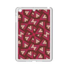 Digital Raspberry Pink Colorful Ipad Mini 2 Enamel Coated Cases by Nexatart