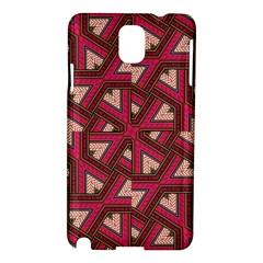 Digital Raspberry Pink Colorful Samsung Galaxy Note 3 N9005 Hardshell Case