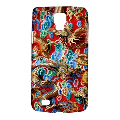 Dragons China Thailand Ornament Galaxy S4 Active by Nexatart