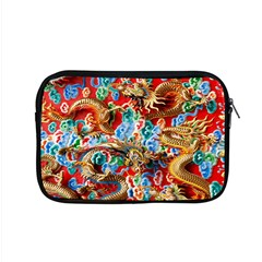 Dragons China Thailand Ornament Apple Macbook Pro 15  Zipper Case by Nexatart