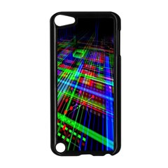 Electronics Board Computer Trace Apple Ipod Touch 5 Case (black) by Nexatart