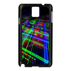 Electronics Board Computer Trace Samsung Galaxy Note 3 N9005 Case (black)