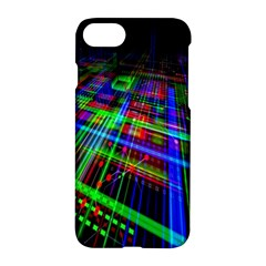 Electronics Board Computer Trace Apple Iphone 7 Hardshell Case by Nexatart