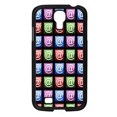 Email At Internet Computer Web Samsung Galaxy S4 I9500/ I9505 Case (black)