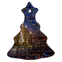 Dubai Ornament (christmas Tree)