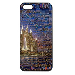Dubai Apple Iphone 5 Seamless Case (black) by Nexatart
