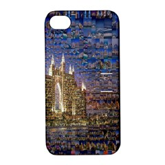 Dubai Apple Iphone 4/4s Hardshell Case With Stand