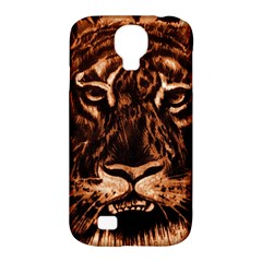 Eye Of The Tiger Samsung Galaxy S4 Classic Hardshell Case (pc+silicone)