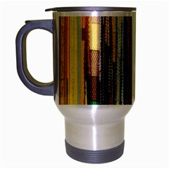Fabric Travel Mug (silver Gray)