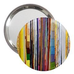 Fabric 3  Handbag Mirrors