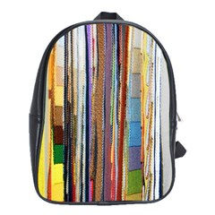 Fabric School Bags (xl)