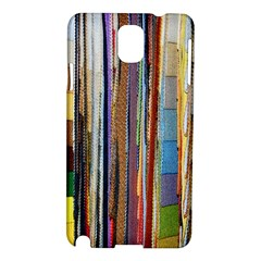 Fabric Samsung Galaxy Note 3 N9005 Hardshell Case
