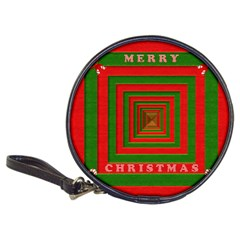 Fabric 3d Merry Christmas Classic 20 Cd Wallets