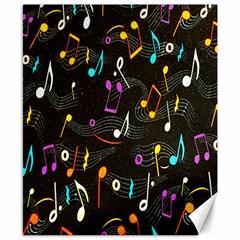 Fabric Cloth Textile Clothing Canvas 8  X 10  by Nexatart