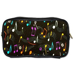 Fabric Cloth Textile Clothing Toiletries Bags 2 Side by Nexatart