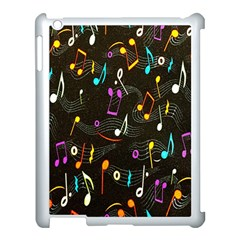 Fabric Cloth Textile Clothing Apple Ipad 3/4 Case (white) by Nexatart