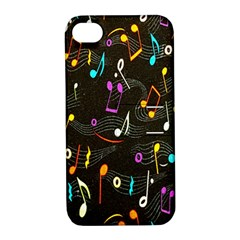 Fabric Cloth Textile Clothing Apple Iphone 4/4s Hardshell Case With Stand