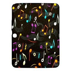 Fabric Cloth Textile Clothing Samsung Galaxy Tab 3 (10 1 ) P5200 Hardshell Case