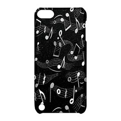 Fabric Cloth Textile Clothing Apple Ipod Touch 5 Hardshell Case With Stand by Nexatart