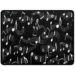 Fabric Cloth Textile Clothing Double Sided Fleece Blanket (large)  by Nexatart