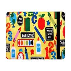 Fabric Cloth Textile Clothing Samsung Galaxy Tab Pro 8 4  Flip Case by Nexatart