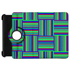Fabric Pattern Design Cloth Stripe Kindle Fire Hd 7