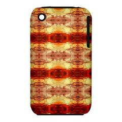 Fabric Design Pattern Color Iphone 3s/3gs