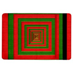 Fabric Texture 3d Geometric Vortex Ipad Air 2 Flip