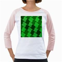Fabric Textile Texture Surface Girly Raglans by Nexatart
