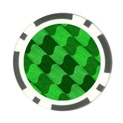 Fabric Textile Texture Surface Poker Chip Card Guard