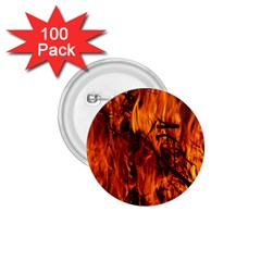 Fire Easter Easter Fire Flame 1 75  Buttons (100 Pack)
