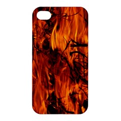 Fire Easter Easter Fire Flame Apple Iphone 4/4s Premium Hardshell Case