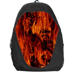 Fire Easter Easter Fire Flame Backpack Bag