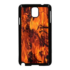 Fire Easter Easter Fire Flame Samsung Galaxy Note 3 Neo Hardshell Case (black) by Nexatart