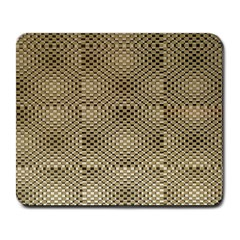 Fashion Style Glass Pattern Large Mousepads