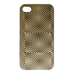 Fashion Style Glass Pattern Apple Iphone 4/4s Hardshell Case by Nexatart