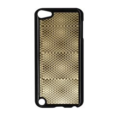 Fashion Style Glass Pattern Apple Ipod Touch 5 Case (black)