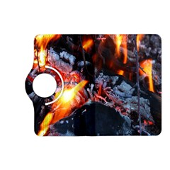 Fire Embers Flame Heat Flames Hot Kindle Fire Hd (2013) Flip 360 Case by Nexatart