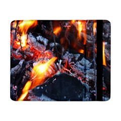 Fire Embers Flame Heat Flames Hot Samsung Galaxy Tab Pro 8 4  Flip Case