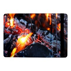 Fire Embers Flame Heat Flames Hot Samsung Galaxy Tab Pro 10 1  Flip Case