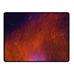 Fire Radio Spark Fire Geiss Fleece Blanket (small)