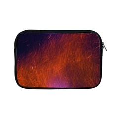Fire Radio Spark Fire Geiss Apple Ipad Mini Zipper Cases by Nexatart