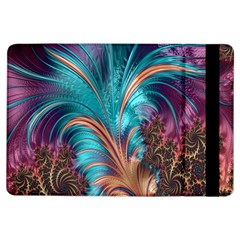 Feather Fractal Artistic Design Ipad Air Flip by Nexatart