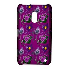 Flower Pattern Nokia Lumia 620