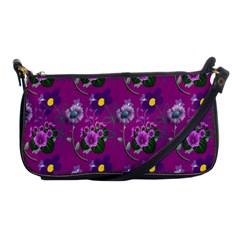 Flower Pattern Shoulder Clutch Bags by Nexatart
