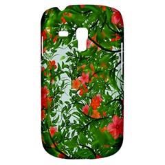 Flower Background Backdrop Pattern Galaxy S3 Mini