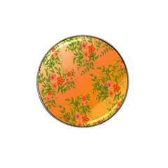 Flowers Background Backdrop Floral Hat Clip Ball Marker (10 Pack) by Nexatart