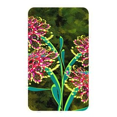 Flowers Abstract Decoration Memory Card Reader